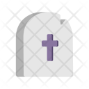 Tombstone Gravestone Icon