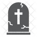 Tombstone Halloween Death Icon