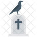 Tombstone Gravestone Halloween Icon