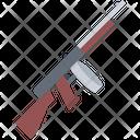 Tommy Machine Gun Icon