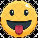 Tongue Emoji Emotion Icon