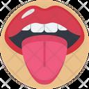 Human Lips Mouth Icon