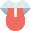Tongue Body Part Mouth Icon