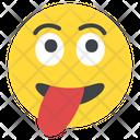 Tongue Tongue Out Emoji Icon