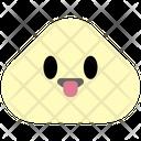 Tongue Emoji Emoticon Icon