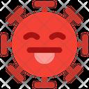 Tongue Face Icon