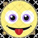 Tongue Out Emoji Emoji Emoticon Icon