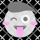 Emoticon Emoji Face Icon
