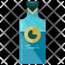 Tonic Drink Bottle Icon