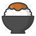 Curry Rice Menu Icon