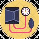Galvanometer Systolic Blood Icon