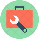 Tool Kit Construction Icon