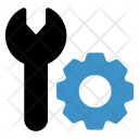 Tool Gear Process Icon