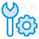 Gear Process Setting Icon