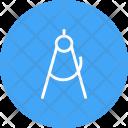 Tool Compass Icon
