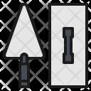 Tool Towel Mason Icon