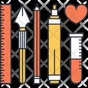 Tool Design Development Icon
