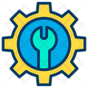 Gear Wrench Tools Icon