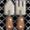 Tool Shovel Rack Icon