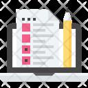 Tool Checklist Device Icon