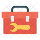 Tool Box Tools Storage Garage Box Icon