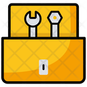 Tool Box Hardware Service Tool Icon