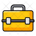 Tool Box Tool Kit Forestry Kit Icon