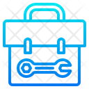Tool Box Box Construction Icon