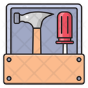 Toolsbox Equipment Drawer Icon