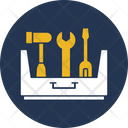 Tool Box Tool Kit Set Tool Kit Box Icon