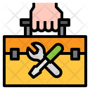 Tool Box Service Tools Icon