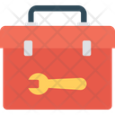 Tool Box Garage Box Professional Tools Icon
