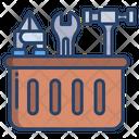 Tool Box Toolkit Tool Icon