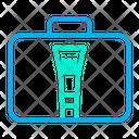 Office Bag Handbag Tool Box Icon