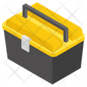 Tool Kit Plumbing Box Repairing Kit Icon