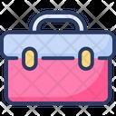 Tools Box Briefcase Bag Icon