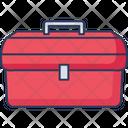 Tool Kit Bag Box Icon