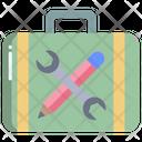 Tool Kit Tools Toolbox Icon
