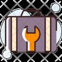 Tool Kit Construction Tools Tools Box Icon