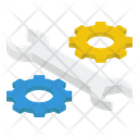 Tool Setting Technical Services Configuration Icon