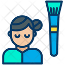 User Profile Brush Tool Icon