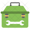 Toolkit Tackle Box Icon