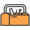 Toolbox Carpentry Tool Icon