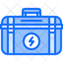 Toolbox Tool Electrician Icon