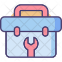 Toolbox Toolkit Box Icon