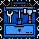 Toolbox Diy Troubleshoot Icon