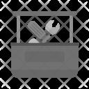 Toolbox Tool Kit Icon