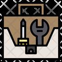 Tools Bag Tool Icon