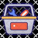 Toolbox Kit Toolkit Icon