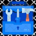 Toolbox Tool Kit Diy Icon